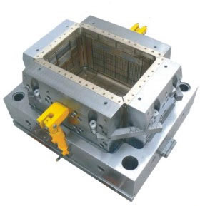 What are the classification of the turnover box plastic mold